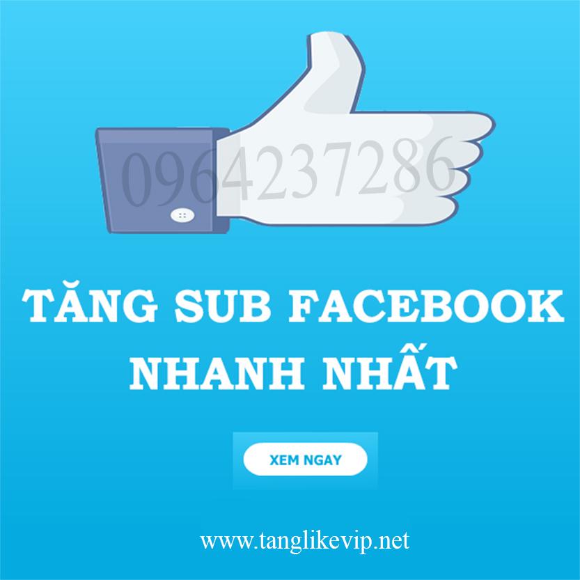 tang theo doi facebook