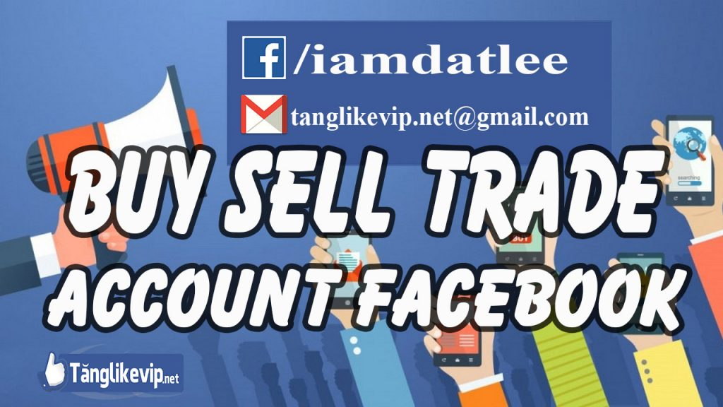 buy sell trade acc facebook