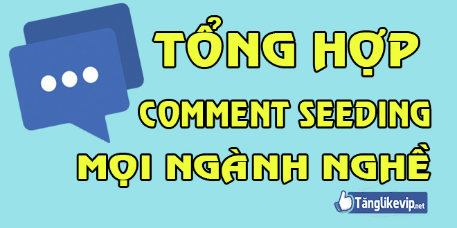 seeding comment facebook 2019
