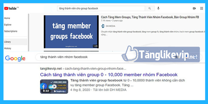 Auto thêm thành viên vào nhóm facebook